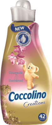 COCCOLINO Creations Honeysuckle & Sandalwood 1,5 l - płyn do płukania
