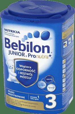 BEBILON Junior 3 (800g) - mleko