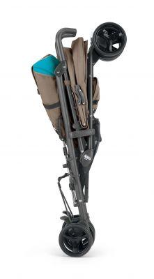 CAM Wózek spacerowy MICROAIR - szary
