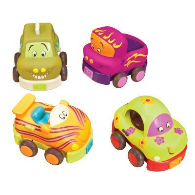 B.TOYS Samochodziki Wheee-ls!