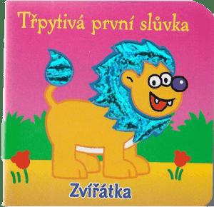 KNIHA Trblietavé slovíčka - Zvieratká