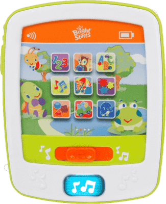 BRIGHT STARTS Zabawka muzyczna FunPad, 3m+