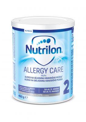NUTRILON 2 ProExpert Allergy Care (450g) - kojenecké mléko