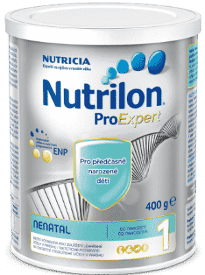 NUTRILON 1 ProExpert Nenatal (400g) - dojčenské mlieko