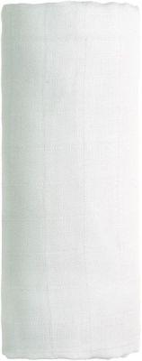 T-TOMI Bambusová osuška 100x80 cm, 1 ks, biela