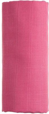 T-TOMI Bambusová osuška 100x90 cm, 1 kus, ružová