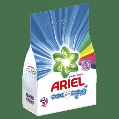 ARIEL Touch Of Lenor Fresh prací prášok (20praní) 1.5kg