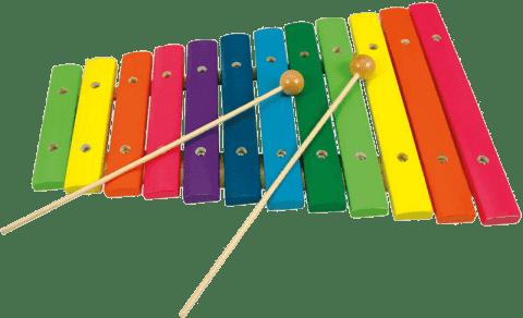 BINO Xylofón - 12 tónov