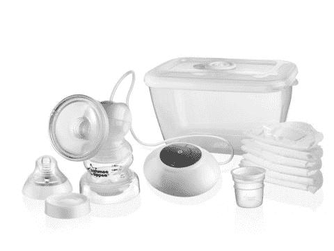 TOMMEE TIPPEE Elektrická odsávačka mateřského mléka C2N