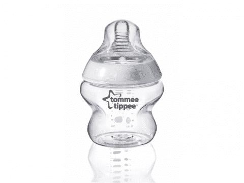 TOMMEE TIPPEE Dojčenská fľaša C2N, 1 ks 150ml, 0 + m