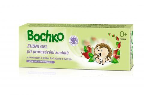 BOCHKO Detský zubný gél 20 ml