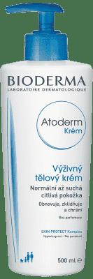 BIODERMA Atoderm Creme tělový krém (500 ml)