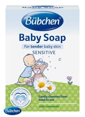 BÜBCHEN Baby mýdlo 125g