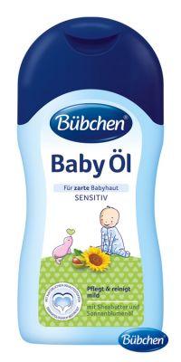 BÜBCHEN Oliwka dla niemowląt 400ml