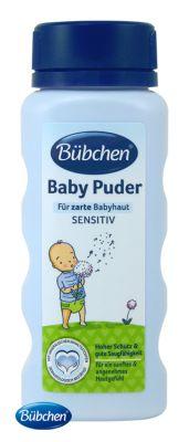 BÜBCHEN Baby pudr 100g - proti opruzeninám