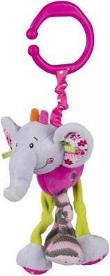 BABY ONO Hračka vibračná - slon