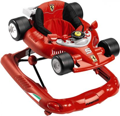 NANIA Chodítko Nania - Ferrari
