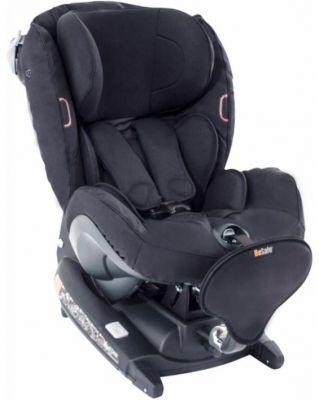 BESAFE Autosedačka iZi Combi ISOFix X4 (0-18 kg) – černá klasik 2018