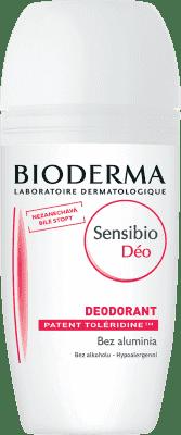 BIODERMA Sensibio Déo deodorant roll-on 50ml
