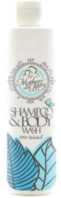 HRISTINA Naturalny szampon do włosów i ciała dla mam