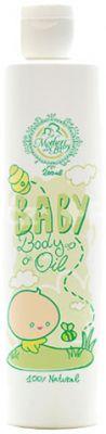 HRISTINA Přírodní tělový olejíček pro miminka 250 ml