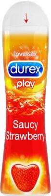 DUREX Play Strawberry 50 ml – lubrikační gel