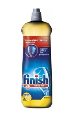FINISH Leštidlo Shine & Dry Lemon 800 ml