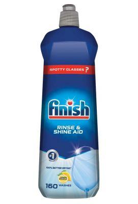 FINISH Leštidlo Shine & Dry Lemon 800 ml