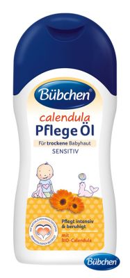 BÜBCHEN Calendula měsíčkový olej 200 ml