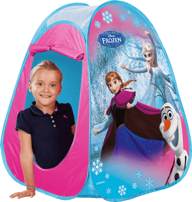JOHN POP UP detský stan Disney FROZEN