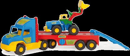 WADER Super Truck ciężarówka