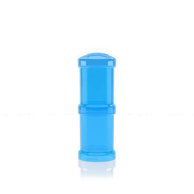 TWISTSHAKE 2x zásobník 100 ml, modrá
