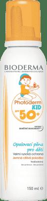 BIODERMA Photoderm kid opalovací pěna spf50+ 150 ml