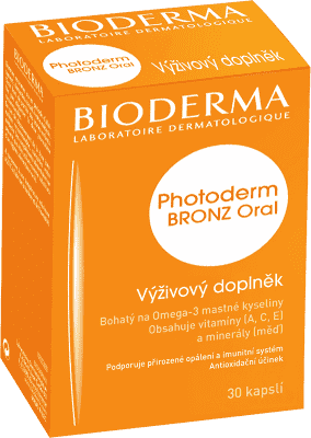 BIODERMA Photoderm oral, tablety 30 ks