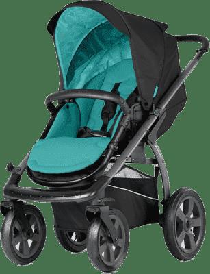 X-LANDER Wózek sportowy X-Move, Sea Blue