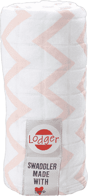 LODGER Multifunkční osuška Swaddler Cotton – Nude