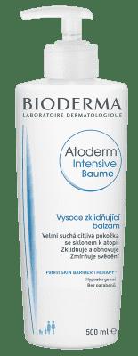 BIODERMA Atoderm Intensive Baume tělový krém 500 ml