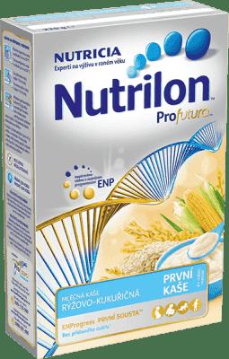 NUTRILON Profutura kaše mléčná rýžovo-kukuřičná (225g)