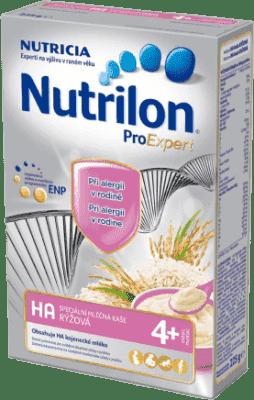 NUTRILON ProExpert HA rýžová (225 g) - mléčná kaše