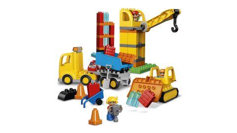 LEGO® DUPLO® 10813 Veľké stavenisko