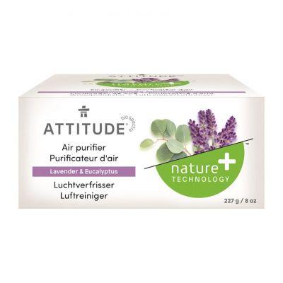 ATTITUDE Přírodní čistící osvěžovač vzduchu - levandule a eukalyptus 227g