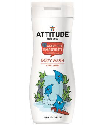 ATTITUDE Detské telové mydlo 355 ml