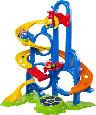 OBALL Hračka dráha Sally + autíčko Flash Oball Go Grippers™ 18m+