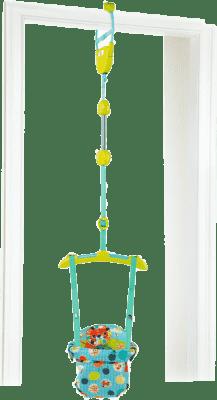 BRIGHT STARTS Hopsadlo do dverí Kaleidoscope Safari ™ 6m +, do 11kg