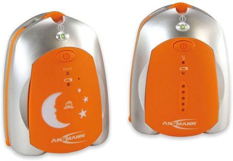 ANSMANN Digitálna detská pestúnka Babyphone Barcelona