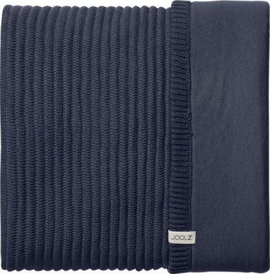 JOOLZ Essentials žebrovaná deka 75 x 100 cm Blue