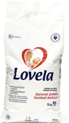 LOVELA Color 5 kg (40 dávek) – prací prášek
