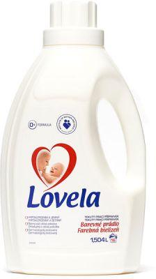 LOVELA Color 1,5 L (16 dávek) – prací gel