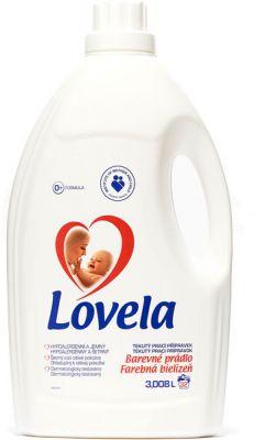 LOVELA Color 3 L (32 dávek) – prací gel