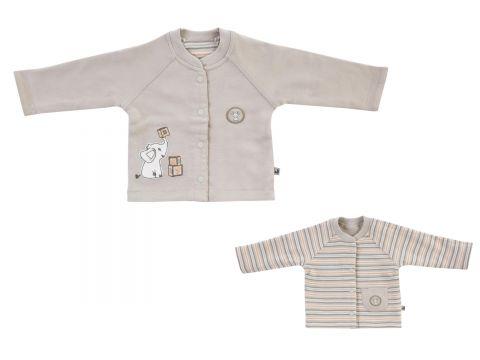 JACKY Oboustranný kabátek Elephant e5d0988066